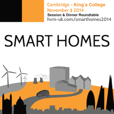 smart homes conference 2014 image